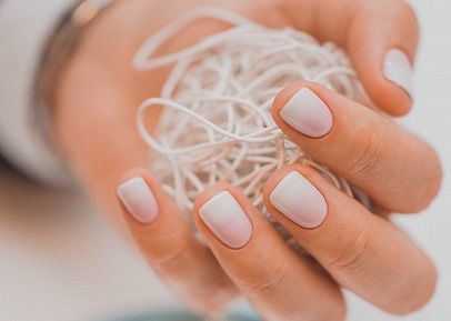 Manicure with gel polish for 999 rubles
